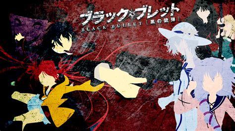 Black Bullet Anime Wallpaper - black bullet wallpaper 1920x1080 by cliktiik on deviantart