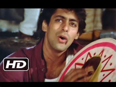 maine pyar kiya title song salman khan bhagyashree