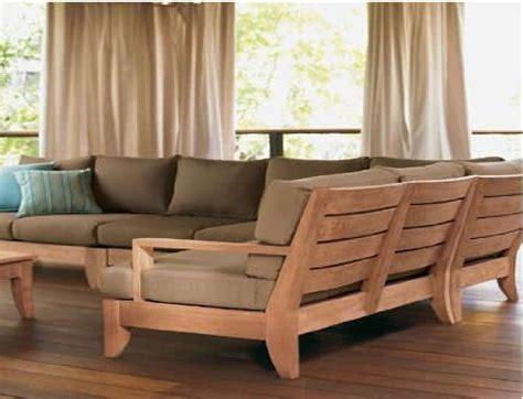 grade a teak wood luxurious sofa set sectional