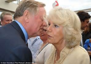 interior kitchen duchess of cornwall greets ex husband andrew bowles
