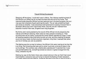 Travel essay examples observation essay samples travel essay ...