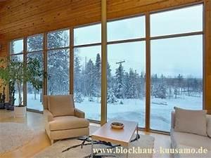 Wasser Am Fenster : blockhaus als wohnhaus fenster blockh user aus finnland ~ Eleganceandgraceweddings.com Haus und Dekorationen