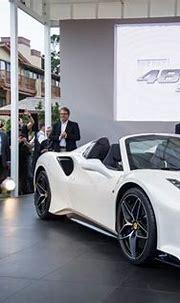 Ferrari's New 488 Pista Spider Is Its Most Powerful ...