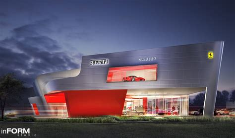 Bugatti Dealership Michigan by Cauley S Remodel Is Underway