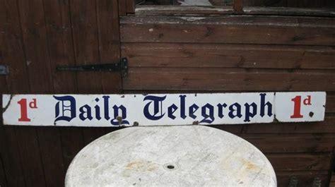 shop stuff daily telegraph newspaper newsagent