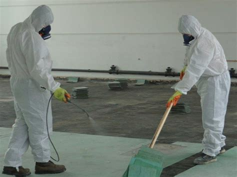 remove asbestos floor tiles without mask asbestos backed vinyl flooring removal b c asbestos removals