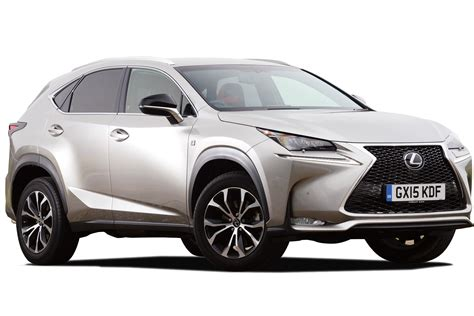 suv lexus lexus nx suv review carbuyer