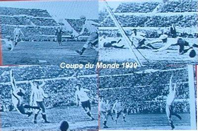 michel constantin volley histoire de la coupe du monde 1930 retrospective de la