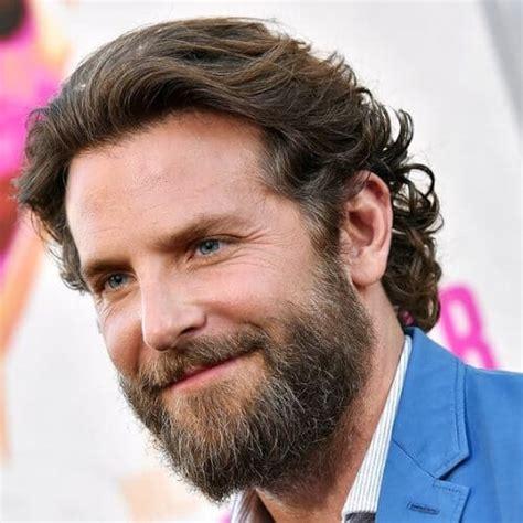 Bradley Cooper Hair Long Beard