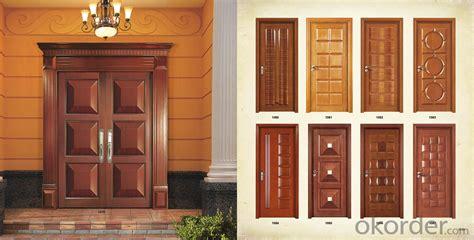 Wooden Doors : Buy Morden Soild Wooden Door Design For Hotel , Village