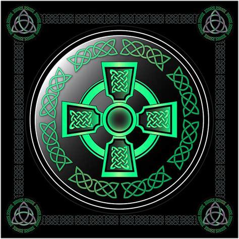 Celtic Cross Digital Art by Ireland Calling