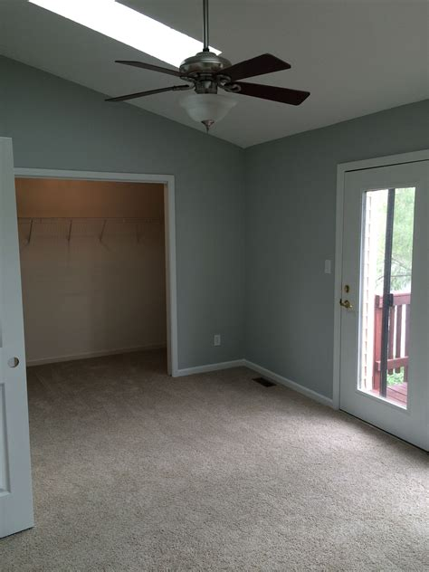 paint color for beige carpet almost done sherwin williams silver strand condo