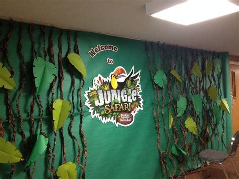 Decorating Ideas For Journey The Map Vbs by 32 Best Jungle River Adventure Vbs 2018 Images On