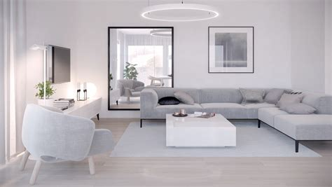 Living Room Minimalist by 40 Gorgeously Minimalist Living Rooms That Find Substance