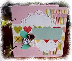 Album Photo Naissance Fille : the nini 39 s scrap mini album naissance fille ~ Dallasstarsshop.com Idées de Décoration