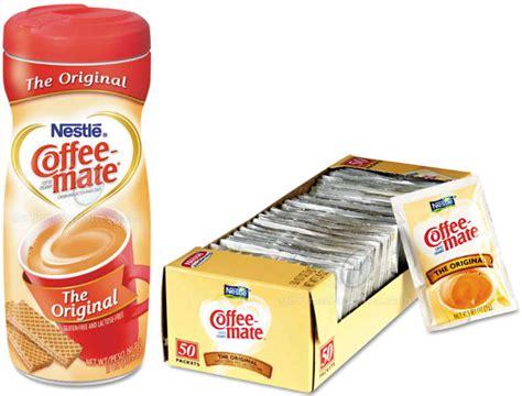 0.37 fl oz (pack of 200). Coffee Mate Non Dairy Creamer Nutrition Information | Besto Blog