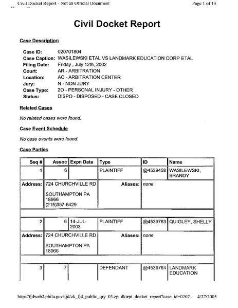 file 2002 quigley v landmark court docket pdf wikimedia