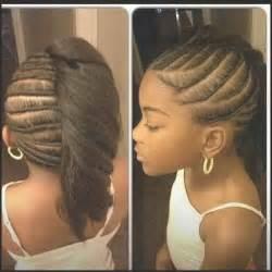 Black People Hairstyles Kids