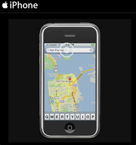 maps view iphone mapping news by mapperz