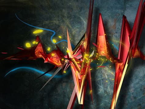 55 Amazing 3d Abstract Artworks And Wallpapers The Jotform
