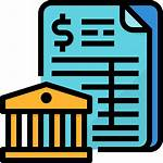 Bank Statement Icons Clipart Bancario Extracto Gratis