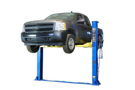 auto bid on ebay titan hd2p 9000af automotive lift 9 000lb 2 post