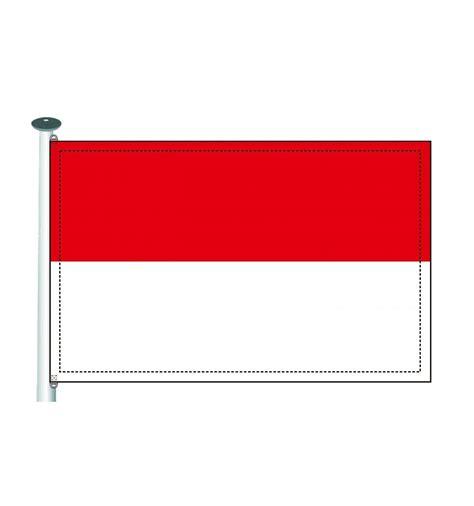 Bandera Monaco 10 X 15 Cm