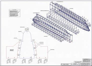 Catamaran Drawing by Lidgard Yacht Design