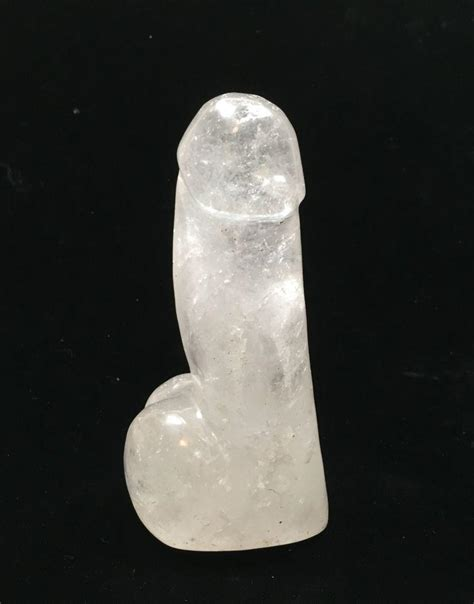 Phallus - Quartz Crystal – The Rock Store