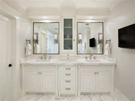 double vanity bathroom designs  tower master bathroom