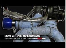 BMW Z3 318i M43 Motor TURBO UMBAU YouTube