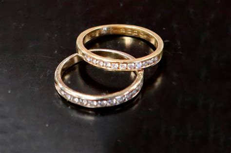 wedding ring reappears 9 years after being flushed down toilet