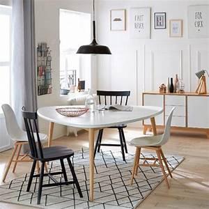 Quel buffet de salle a manger pour votre coin repas for Meuble de salle a manger avec table de cuisine style scandinave
