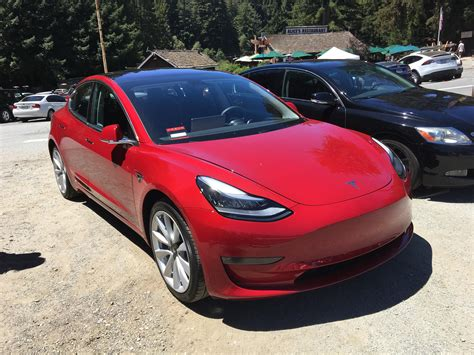 Pictures of production Model 3s | Page 11 | Tesla Motors Club