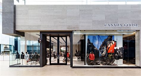 canada goose opens first flagship store in toronto nyc to