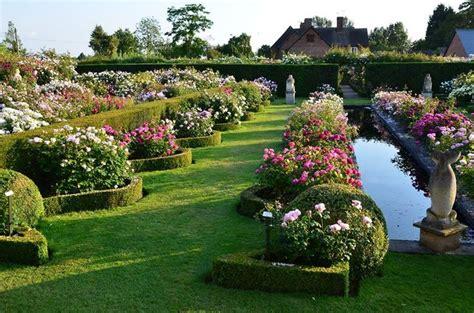 Beautiful, Formal Rose Garden  Gardening  Roses Pinterest