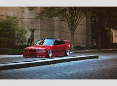 car, BMW E36, Stance, Tuning, Lowered, German Cars, Street