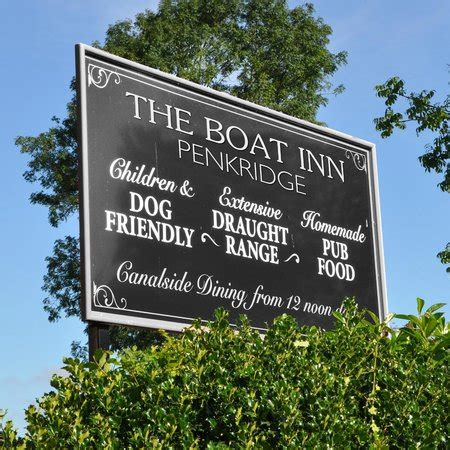 The Boat Inn Penkridge by Restaurants The Boat Inn In South Staffordshire With