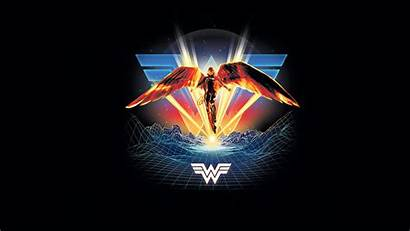 Wonder Woman 1984 Wallpapers Dc Background 4k