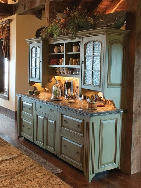 kitchen buffets furniture country kitchens from larry pearson on hgtv i this country hutch with granite