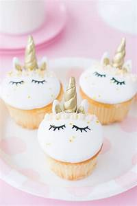 HOW TO MAKE FONDANT UNICORN CUPCAKES Best Friends For