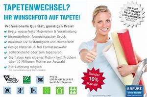 Tapete Mit Eigenem Foto : pressenachricht selbstklebende tapete mit eigenem foto gestalten ~ Sanjose-hotels-ca.com Haus und Dekorationen