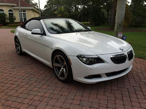 SOLD   2010 BMW 650i Cabriolet for sale by Autohaus of