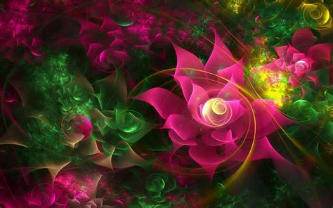 3d Hd Wallpapers Flowers by Flowers Dreams Beautiful Abstract 3d Wallpapers Hd