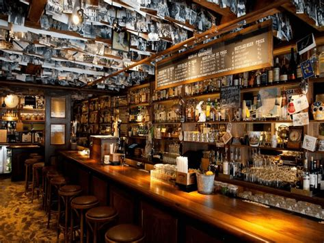 The World's 50 Best Bars For 2016 Are  Canada's 100