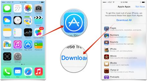 how to get on iphone how to get all the iwork apps iphoto and imovie for free