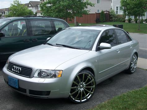 Audi A4 Modification by Jcrawford 2004 Audi A4 Specs Photos Modification Info At