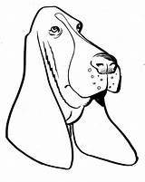 Hound Basset Clipart Dog Coon Coloring Clip Pages Drawing Silhouette Cliparts Clipartpanda Abstract Panda Easy Crafts Lots Printable 20clipart Sheets sketch template