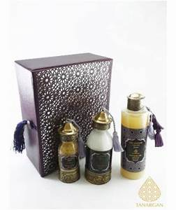 Boite Coffret Cadeau Vide : coffret beaut jasmin huile d 39 argan bio du maroc et soin cosm tique ~ Teatrodelosmanantiales.com Idées de Décoration
