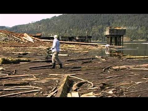 Canal Beach Clean Up   Shaw TV Port Alberni   YouTube